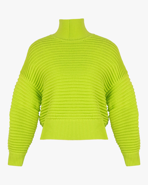 Tanya Taylor Liliana Knit Sweater 0