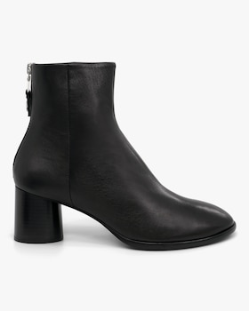 Fluer Leather Ankle Boot