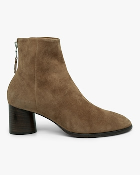 Fluer Suede Ankle Boot