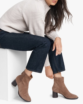 rag & bone Fluer Suede Ankle Boot 2