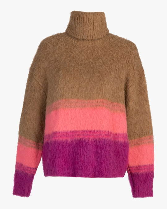 Tanya Taylor Bella Knit Sweater 0