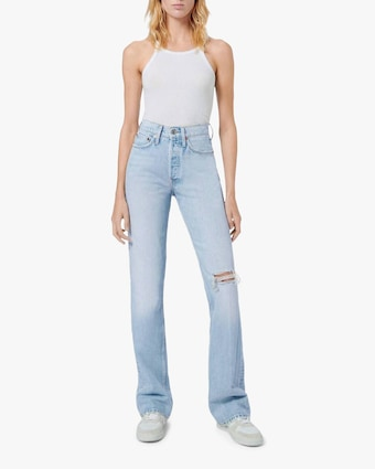 RE/DONE The 70's Bootcut Jeans 1