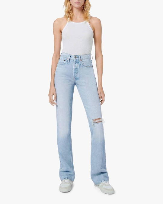 RE/DONE The 70's Bootcut Jeans 0