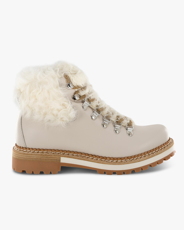 Montelliana White Clara Boot 1
