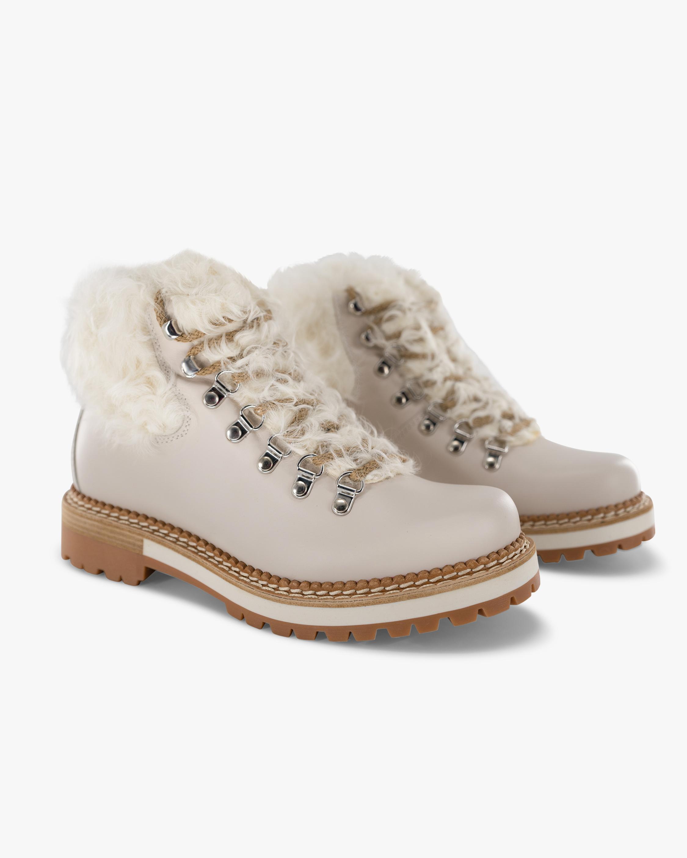 Montelliana White Clara Boot 2