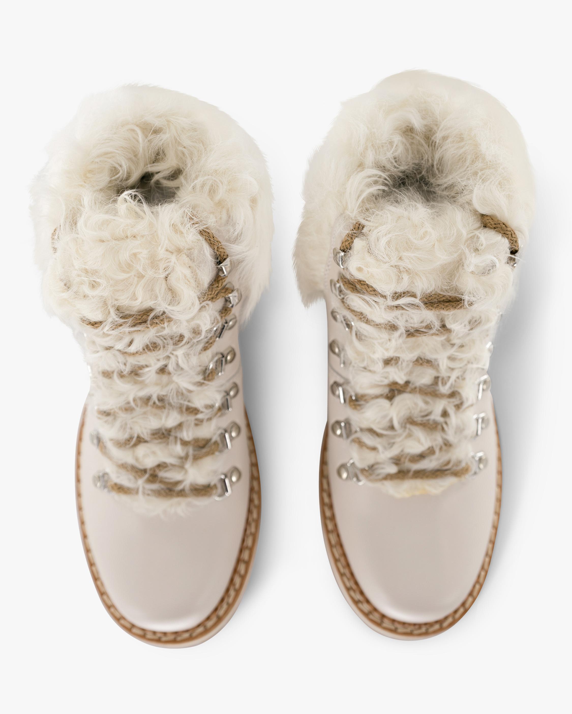 Montelliana White Clara Boot 3