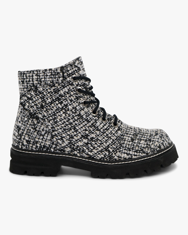 Montelliana Claudine Tweed Boot 0