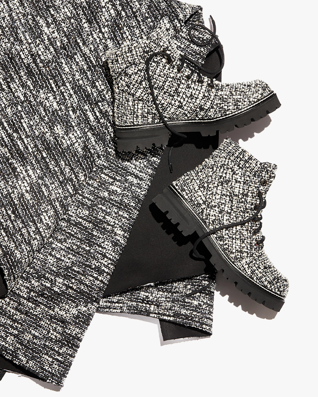Montelliana Claudine Tweed Boot 4