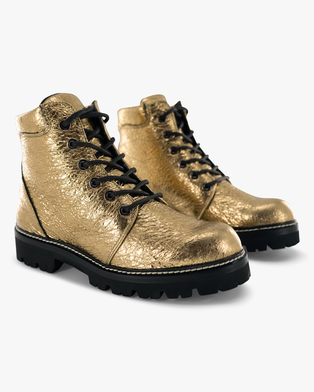 Montelliana Claudine Metallic Boot 1