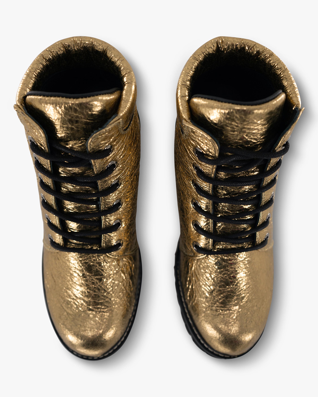 Montelliana Claudine Metallic Boot 3