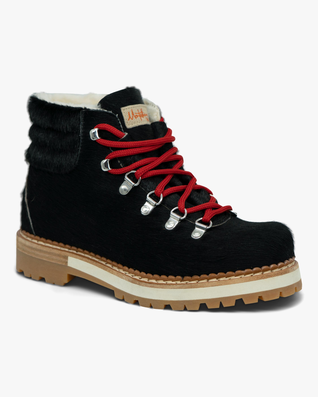 Montelliana Black Marlena Shearling Boot 2