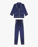 Sleeping with Jacques The Classic Pajama Set 0