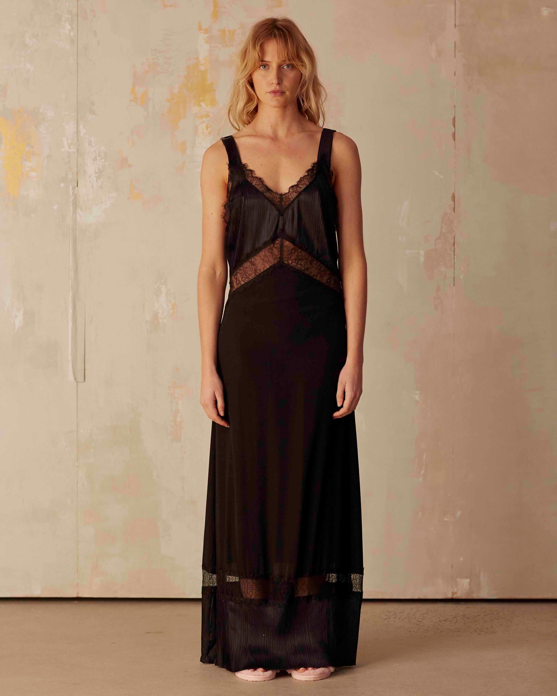 Sleeping with Jacques Osiris Maxi Dress 2