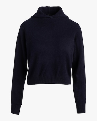 Naadam Cropped Cashmere Hoodie 2