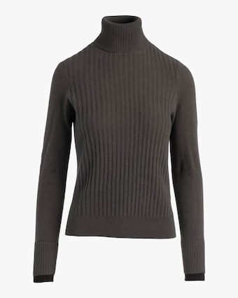 Naadam Ribbed Cashmere Turtleneck 2