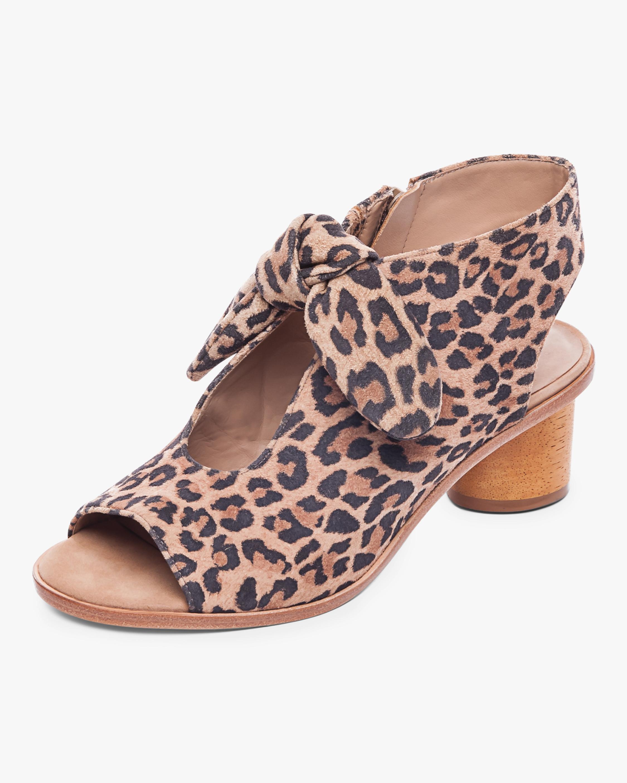 Bernardo Cheetah Print Luna Sandal 2