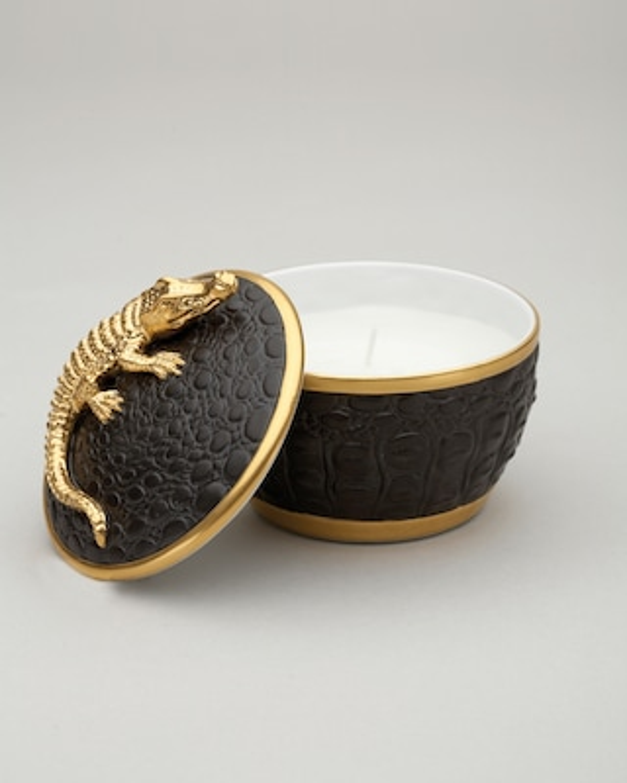 L'Objet Crocodile Candle 1