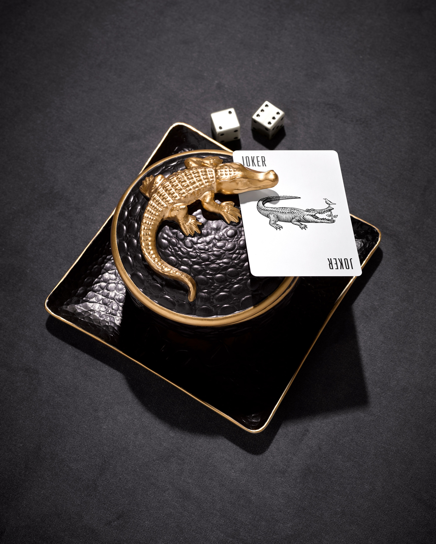 L'Objet Crocodile Candle 2