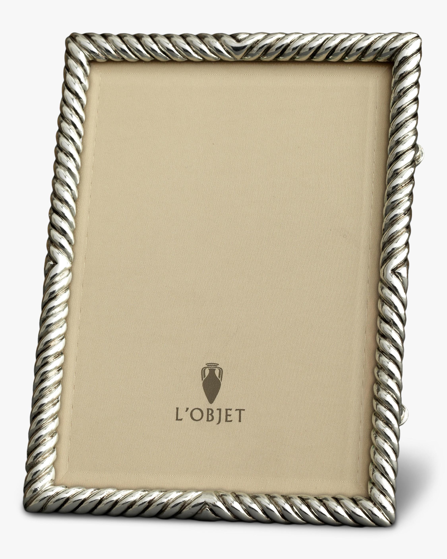 """L'Objet Deco Twist Frame 4x6"""" 2"""