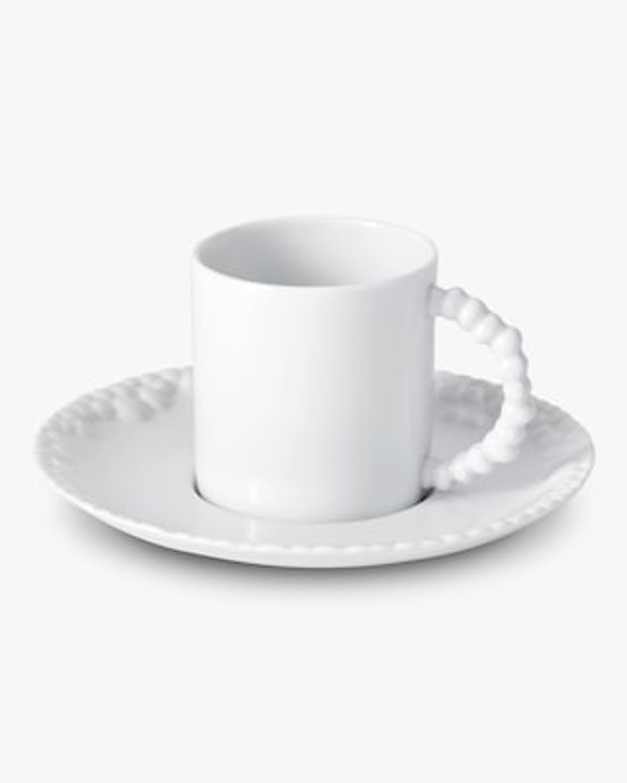 L'Objet Haas Mojave Espresso Cup & Saucer 2