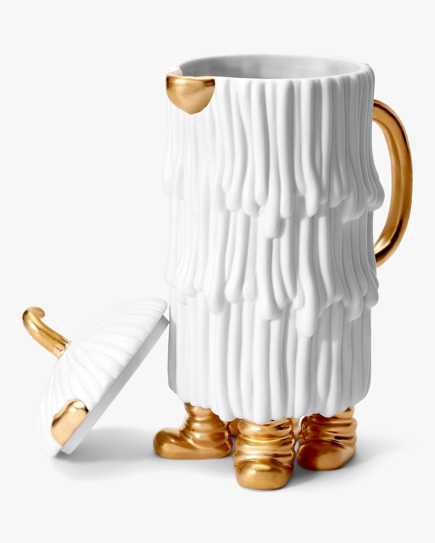L'Objet Haas Djuna Coffee & Tea Pot 1