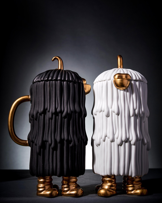 L'Objet Haas Djuna Coffee & Tea Pot 3