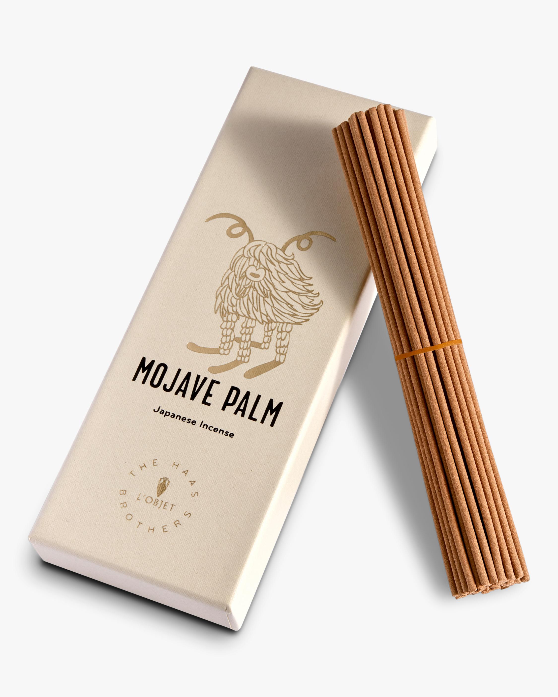 L'Objet Haas Mojave Palm Incense - Set of 60 2