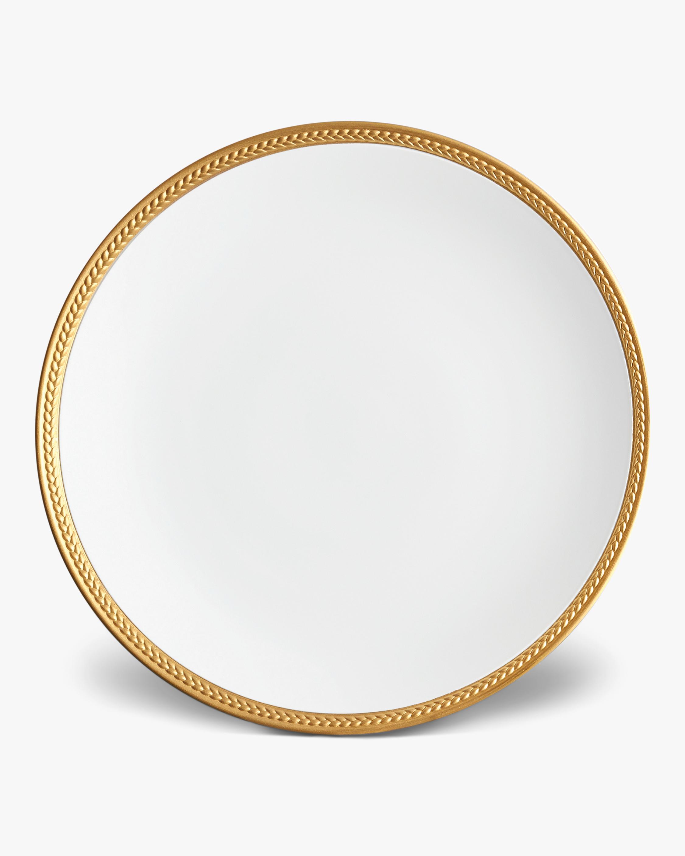 L'Objet Soie Tressée Dinner Plate 0
