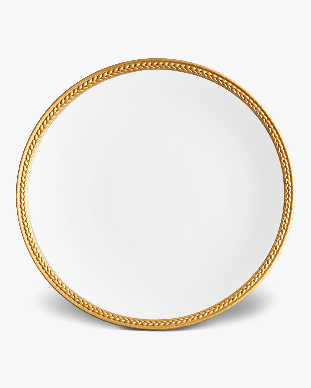 L'Objet Soie Tressée Dessert Plate 0