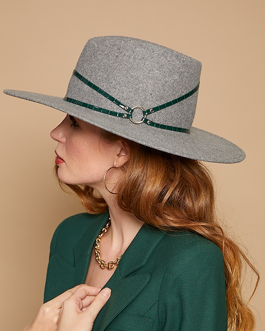 Eugenia Kim Harlowe Wool Hat 0