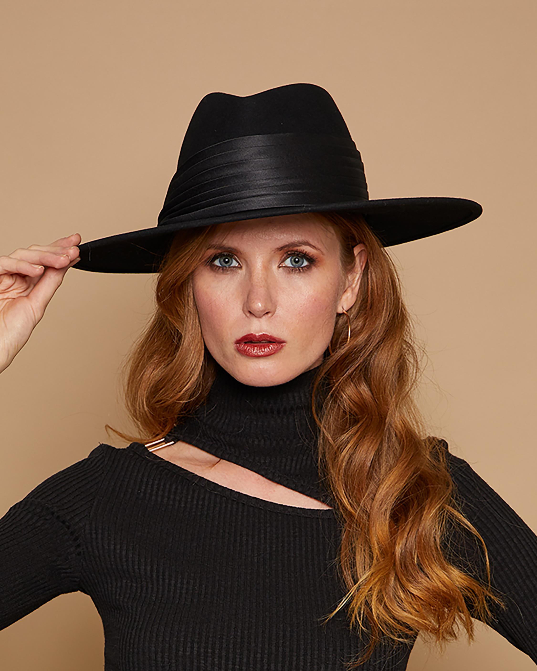 Eugenia Kim Harlowe Wool Hat 2