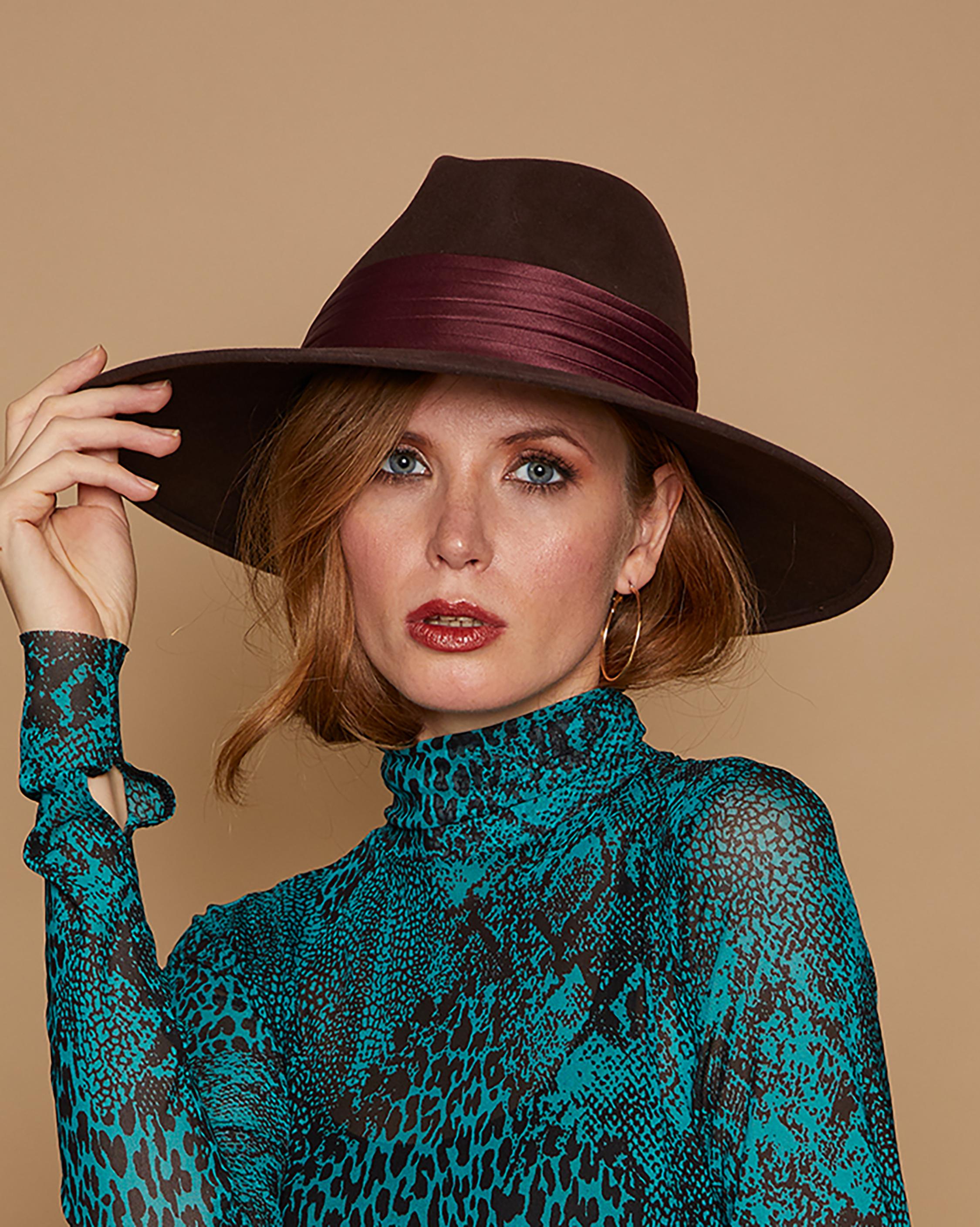 Eugenia Kim Emmanuelle Wool Hat 2