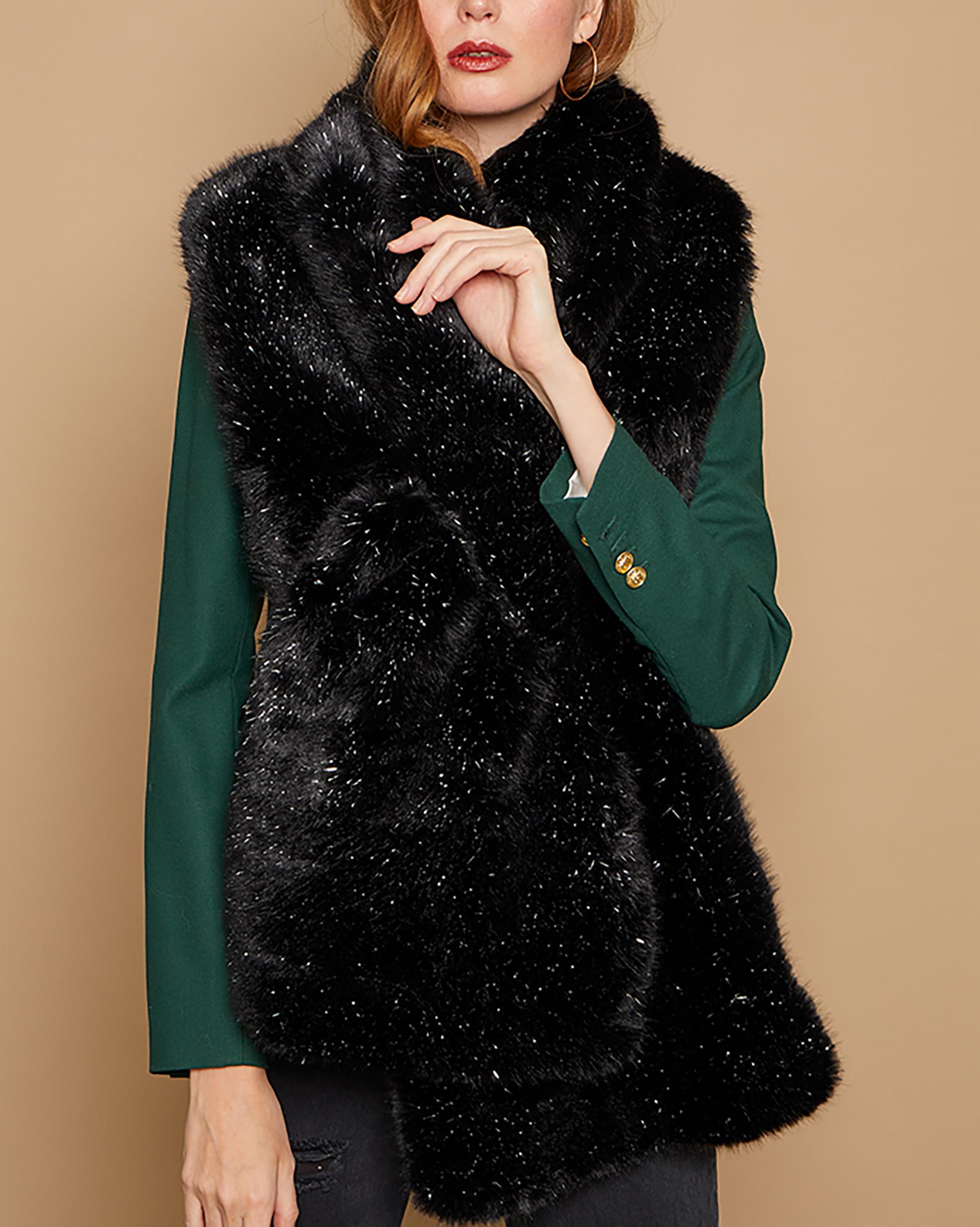 Eugenia Kim Victoria Faux Fur Scarf 0