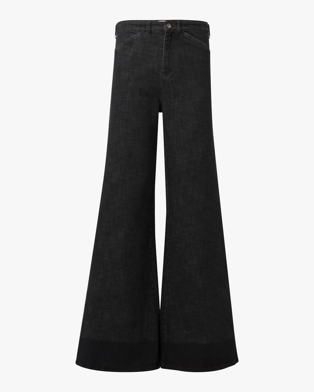 Dorothee Schumacher Sharpness Flared Jeans 1