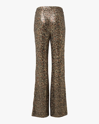 Dorothee Schumacher Playful Wildness Flared Pants 2
