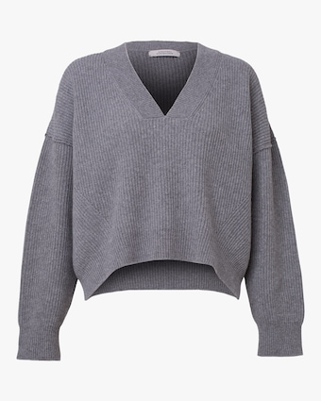 Dorothee Schumacher Timeless Ease V-Neck Sweater 2