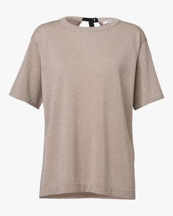 Dorothee Schumacher Shiny Muse Crewneck Tee 2