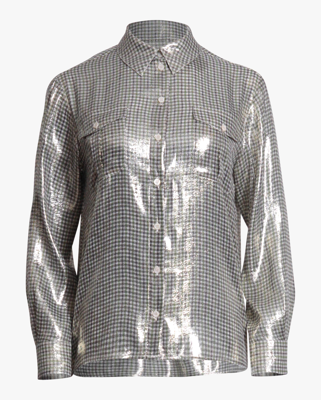 ALEXACHUNG Patch Pocket Shirt 0