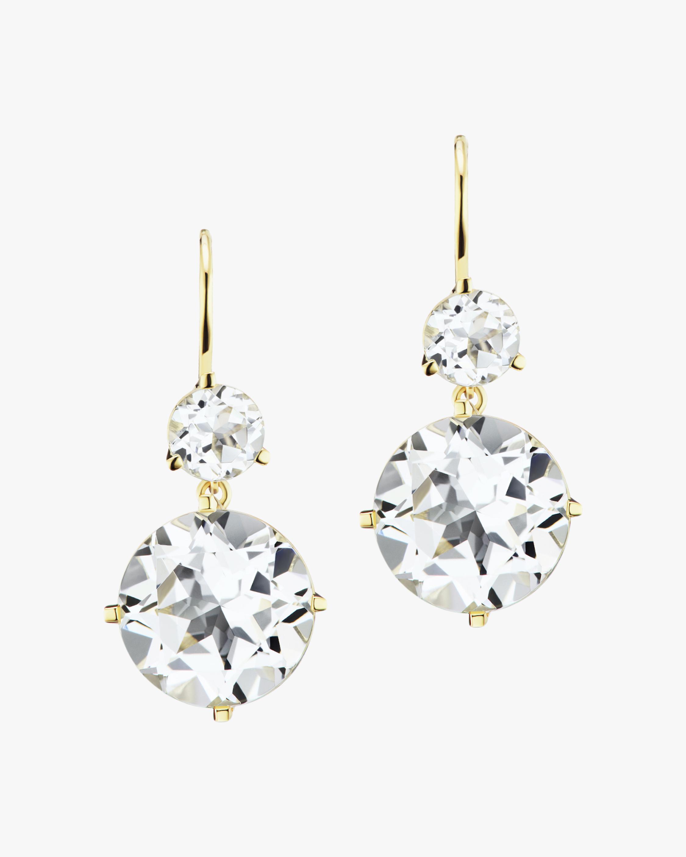 Jane Taylor Large Double Drop Earrings 1