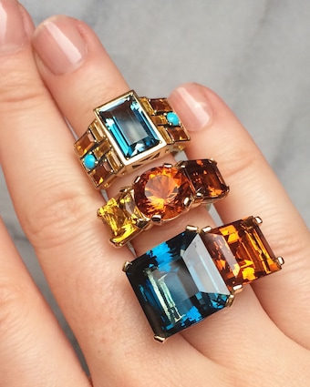Jane Taylor One-of-a-Kind Adagio Ring 2