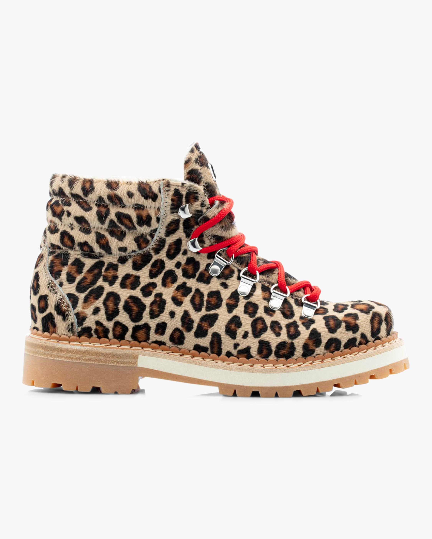 Montelliana Leopard Marlena Shearling Boot 0
