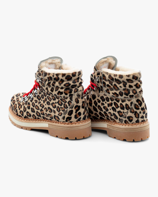 Montelliana Leopard Marlena Shearling Boot 3