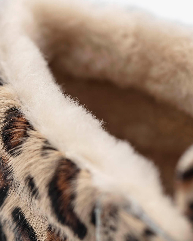 Montelliana Leopard Marlena Shearling Boot 4