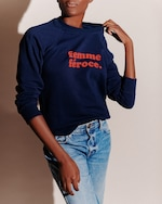 Sold Out NYC The Femme Féroce Sweatshirt 3