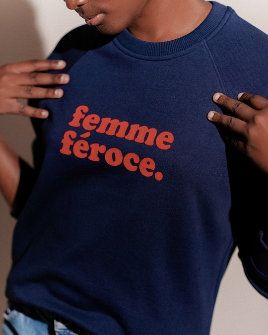 Sold Out NYC The Femme Féroce Sweatshirt 0