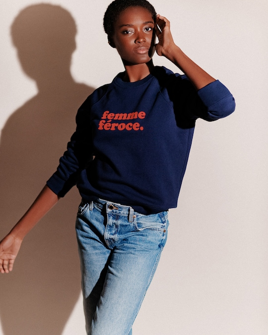 Sold Out NYC The Femme Féroce Sweatshirt 1