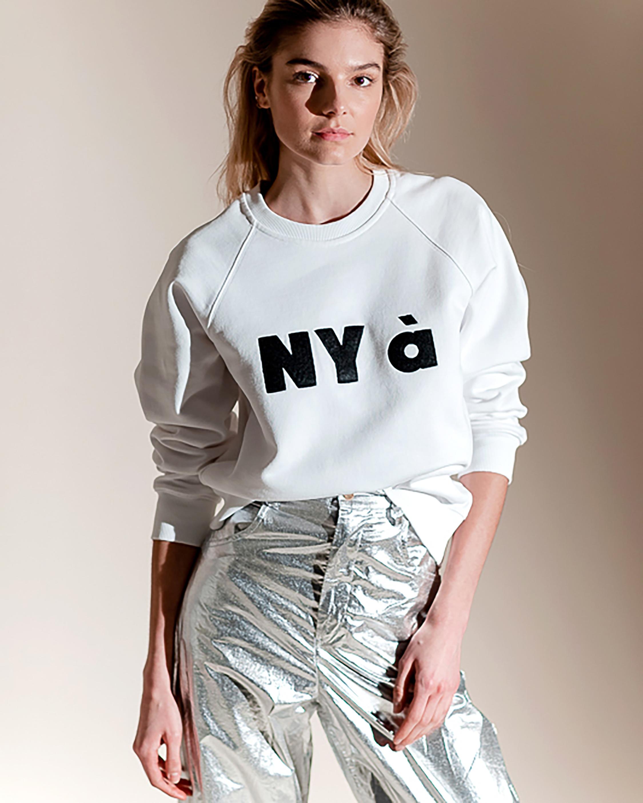 Sold Out NYC The Bi-Coastal Sweatshirt 1