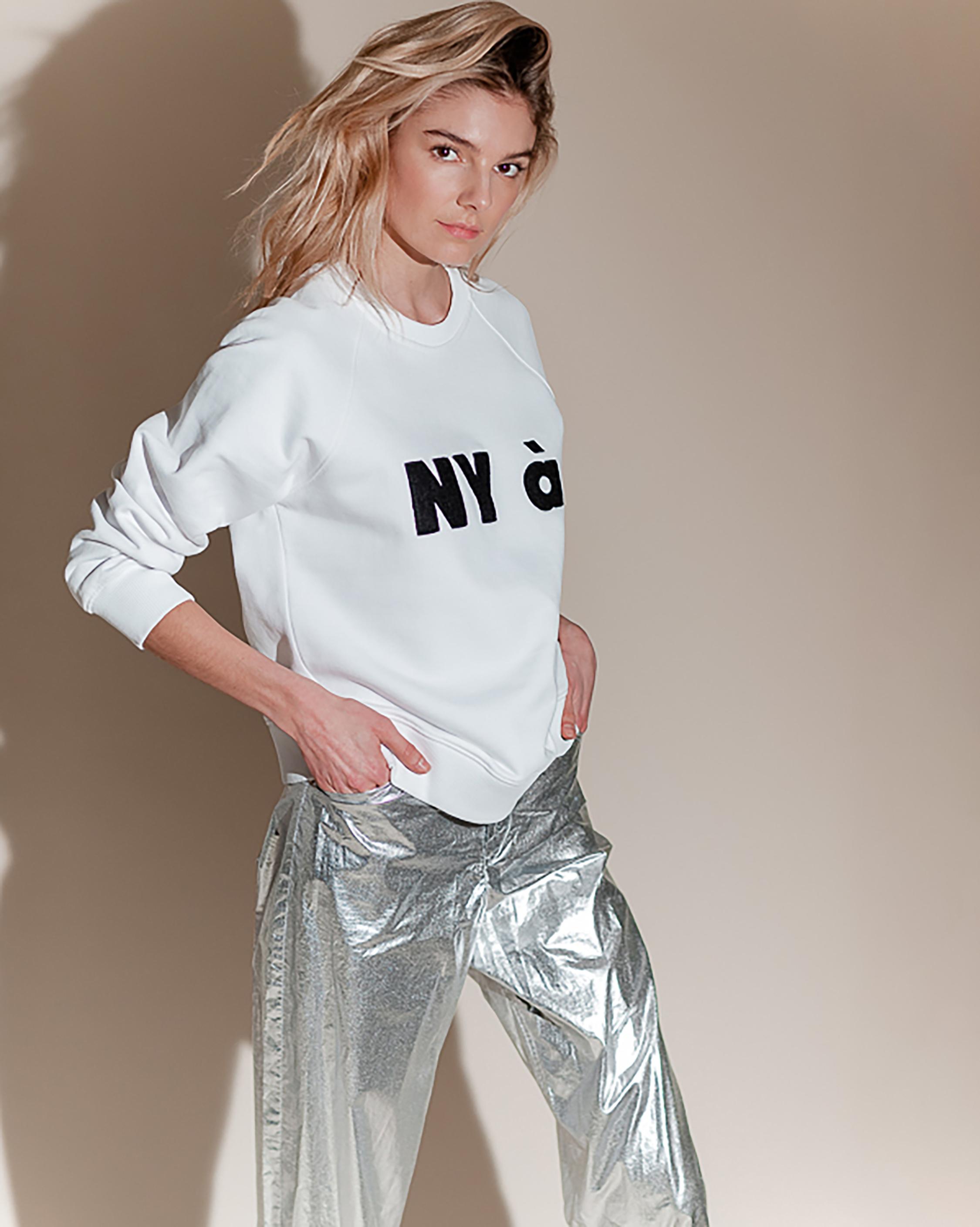 Sold Out NYC The Bi-Coastal Sweatshirt 2
