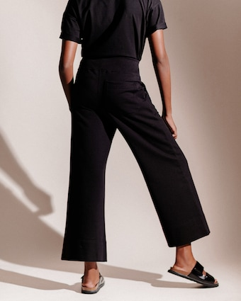 Sold Out NYC The Crop Culotte Sweatpants 2