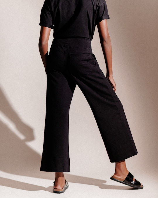 Sold Out NYC The Crop Culotte Sweatpants 1